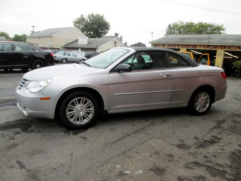 Chrysler Sebring Convertible 2008