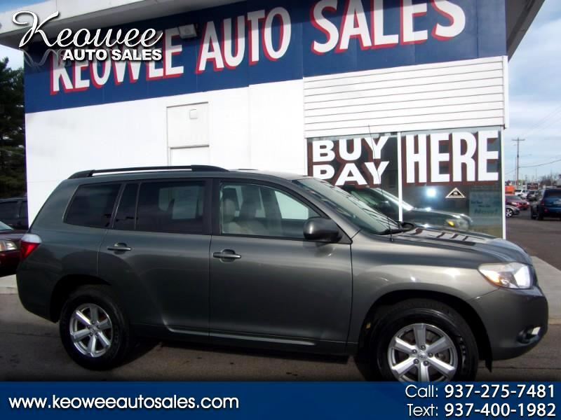 2009 Toyota Highlander Base 2WD