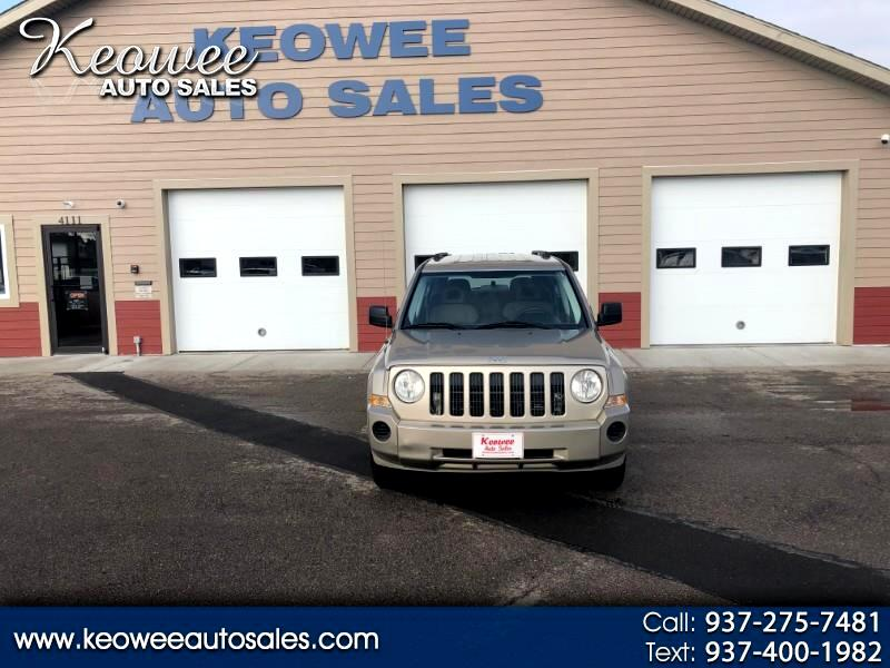Jeep Patriot 2WD 2009