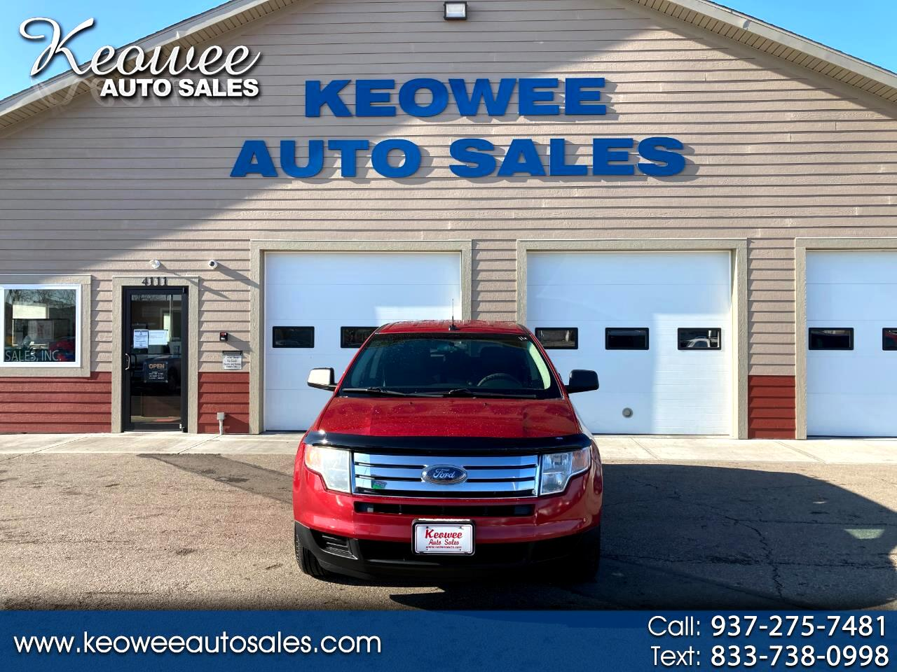Ford Edge 4dr SE FWD 2010