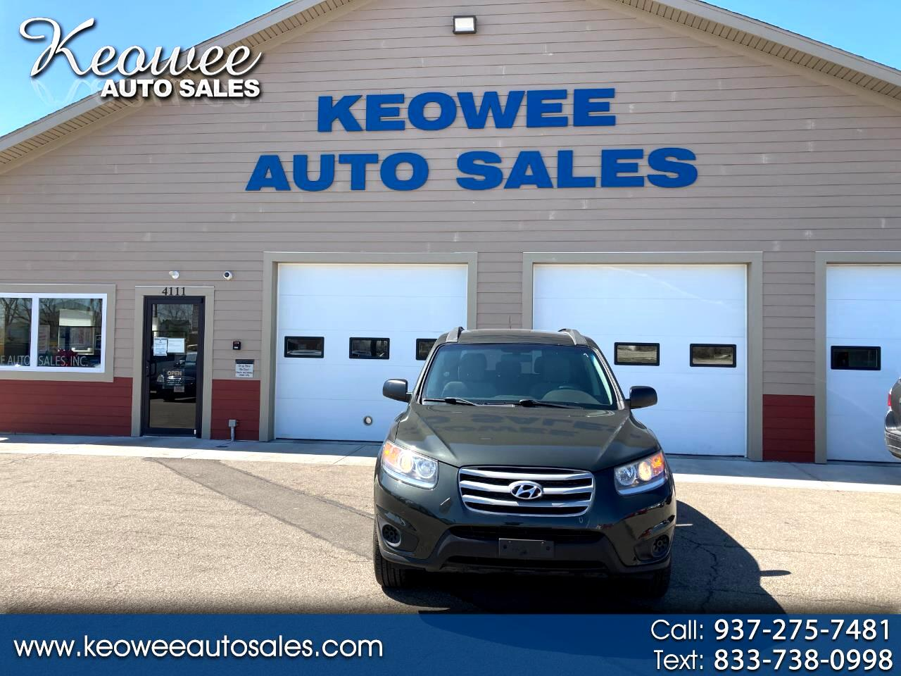 Hyundai Santa Fe AWD 4dr I4 GLS 2012