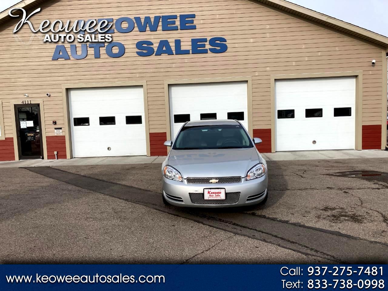 Chevrolet Impala 4dr Sdn LS 2012