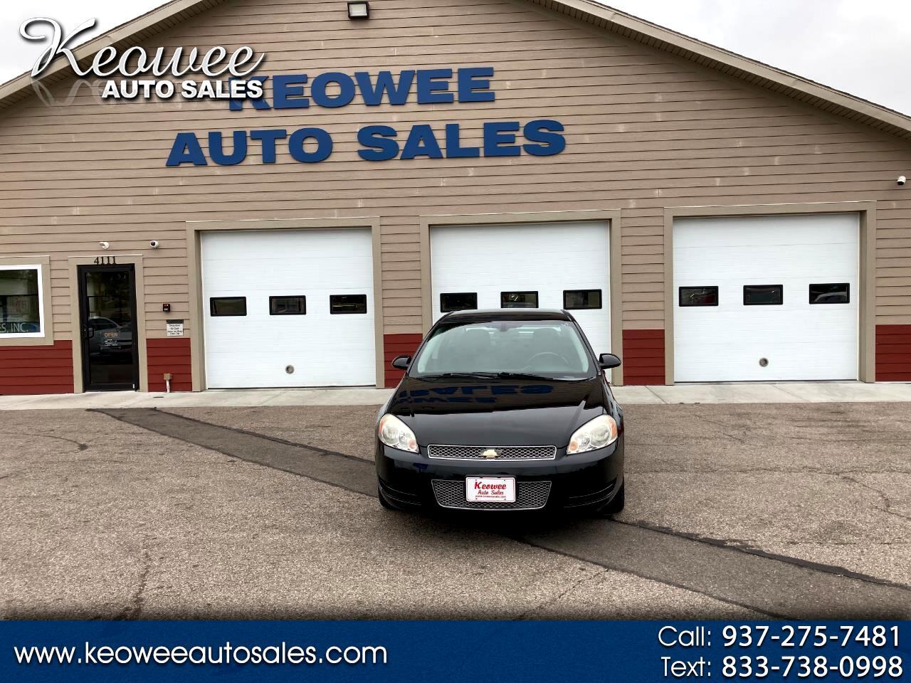 Chevrolet IMPALA LT Base 2012