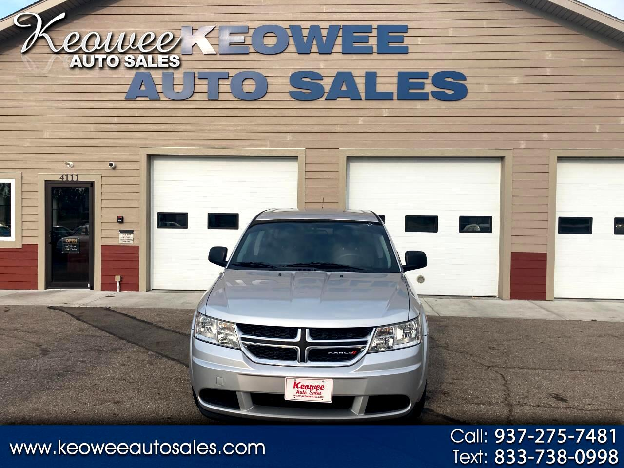 Dodge Journey FWD 4dr American Value Pkg 2012