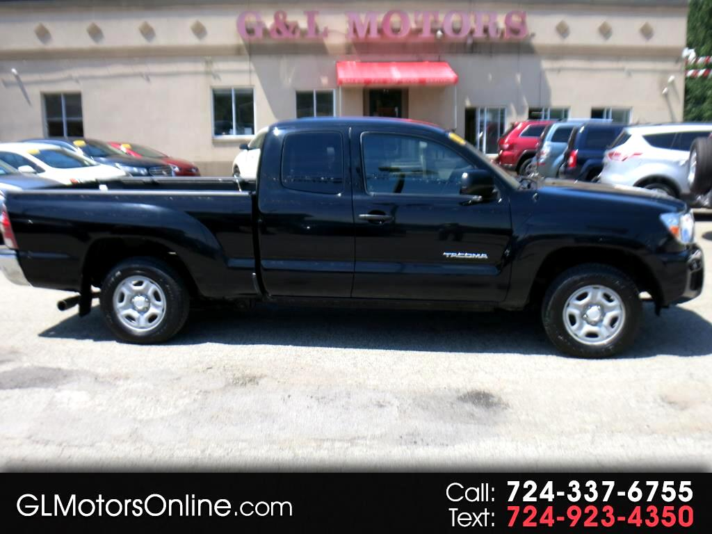 2013 Toyota Tacoma 2WD Access Cab I4 AT (Natl)