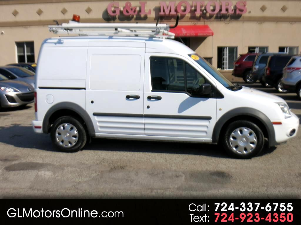 "2012 Ford Transit Connect 114.6"" XLT w/o side or rear door glass"