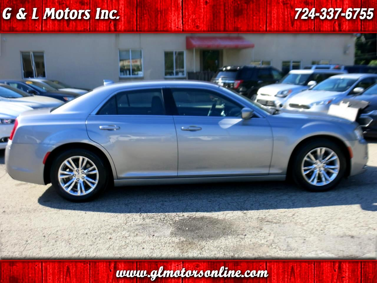 2016 Chrysler 300 4dr Sdn Limited RWD