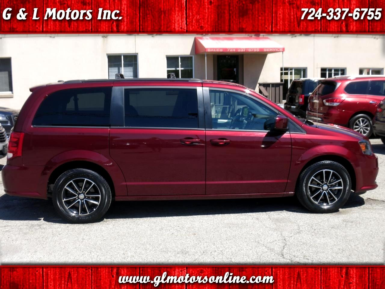 Dodge Grand Caravan GT Wagon 2019