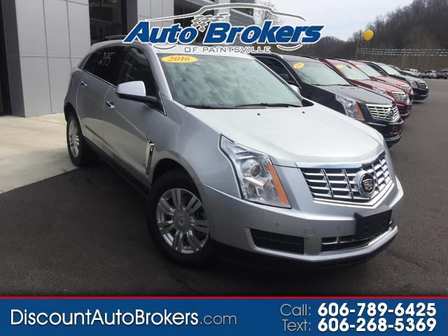 2016 Cadillac SRX Luxury Collection AWD