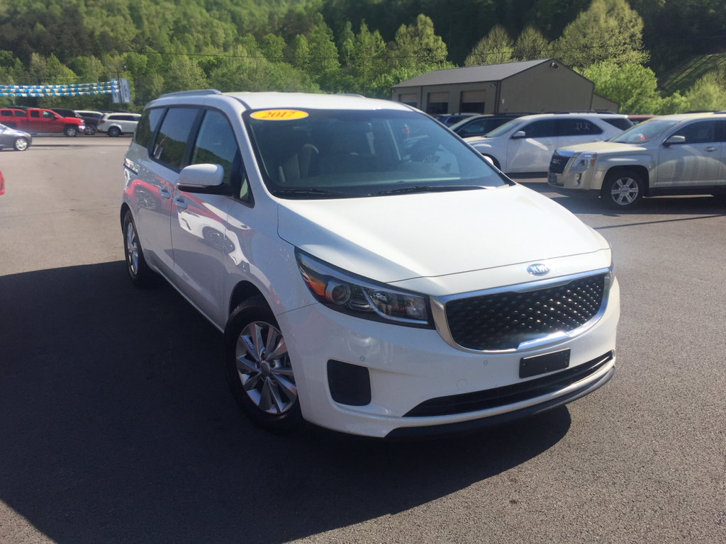 used 2017 kia sedona lx fwd for sale in paintsville ky. Black Bedroom Furniture Sets. Home Design Ideas