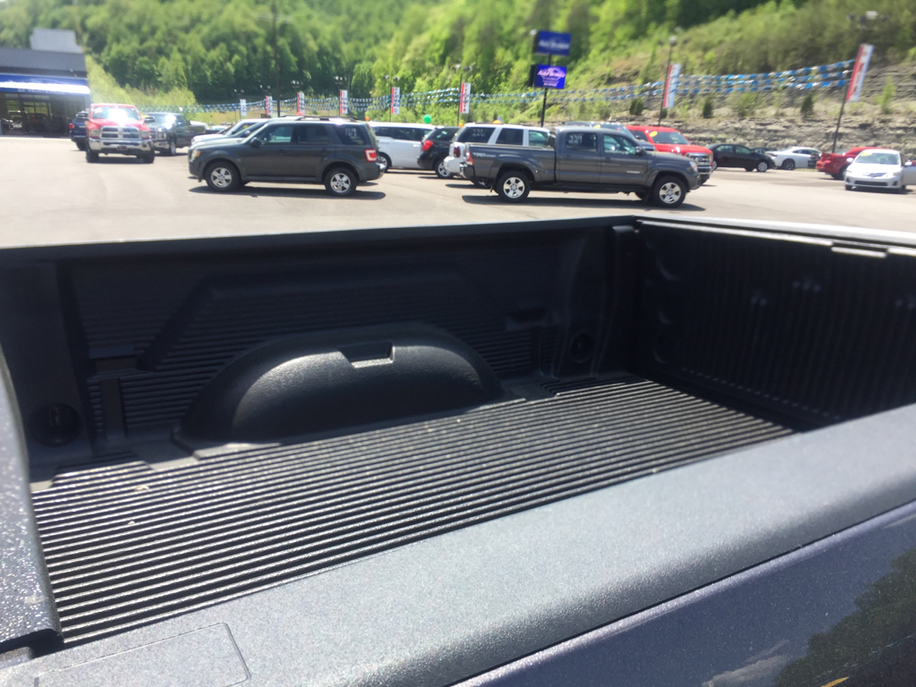 2018 RAM 1500 SLT 4x4 Quad Cab 6'4