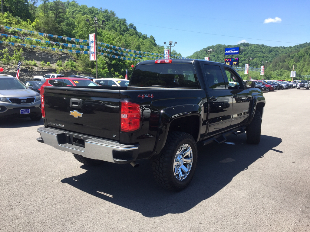 2018 Chevrolet Trucks Pickup
