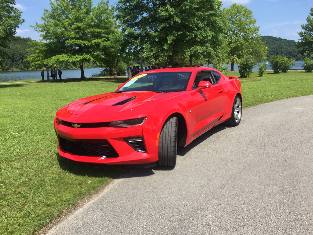 2018 Chevrolet Camaro 2dr Cpe SS w/1SS