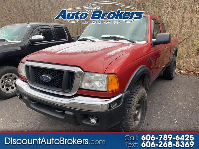 "2005 Ford Ranger 2dr Supercab 126"" WB XL 4WD"