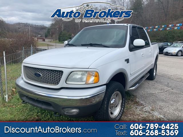"2003 Ford F-150 SuperCrew 139"" XLT 4WD"