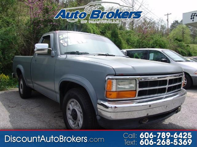 1994 Dodge Dakota WS Reg. Cab 6.5-ft. Bed 2WD