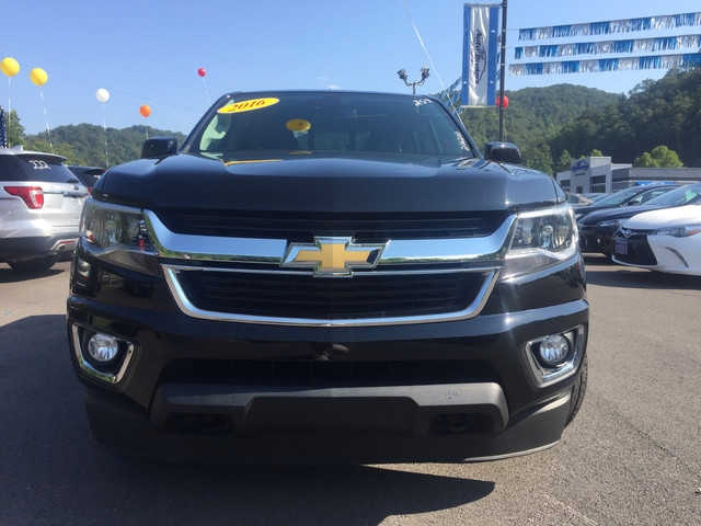 2016 Chevrolet Colorado LT Crew Cab 4WD Long Box