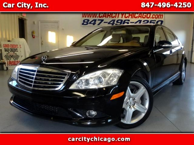 2009 Mercedes-Benz S-Class S550 4 MATIC 1OWNER LIKE NEW CONDITION