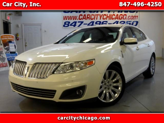 2012 Lincoln MKS 3.7L AWD FULLY LOADED 1OWNER LOW MILES