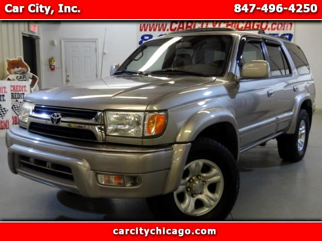 2002 Toyota 4Runner Limited 4WD