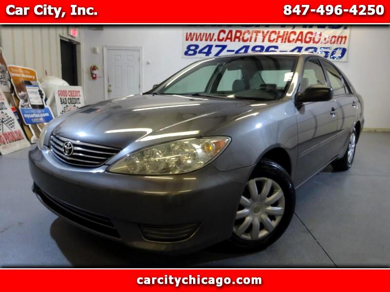 2005 Toyota Camry LE 1OWNER 5SPEED MANUAL ONLY 91K