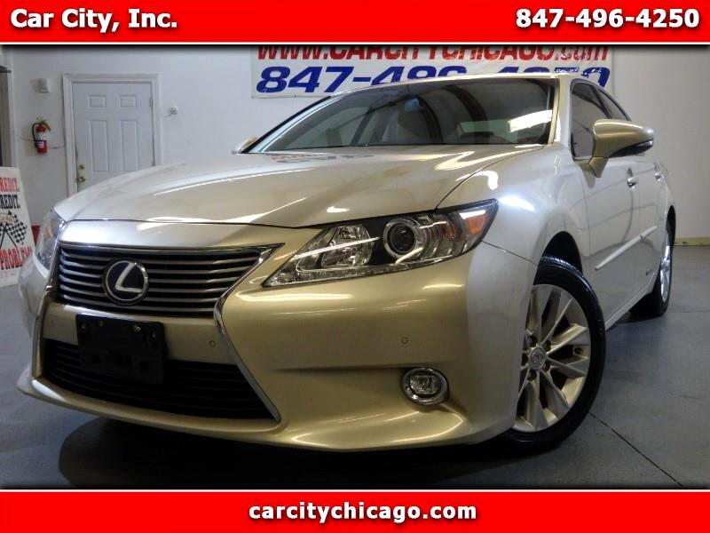 2014 Lexus ES 300h 1OWNER LOW MILES HYBRID LOADED
