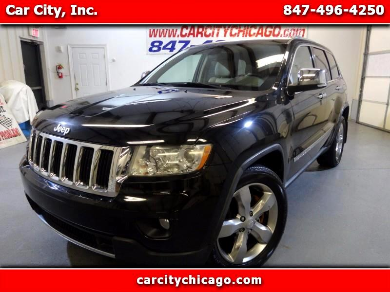 2011 Jeep Grand Cherokee 4dr Limited 4WD 5.9