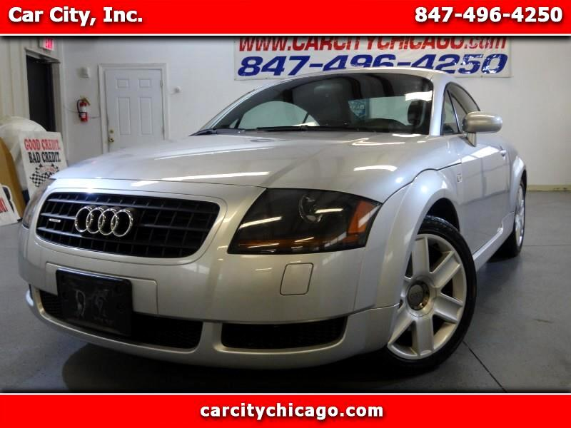 2004 Audi TT 6Speed Manual Quattro