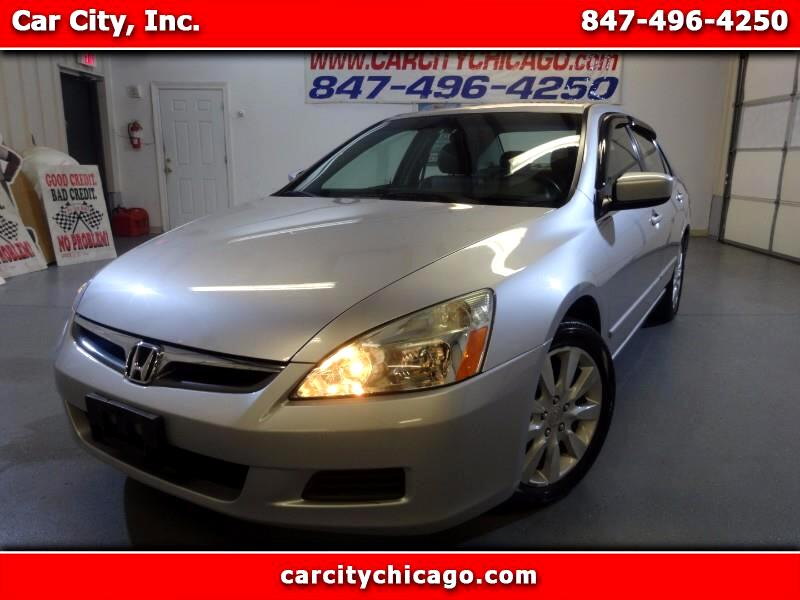 2006 Honda Accord EX-L V-6 Sedan AT