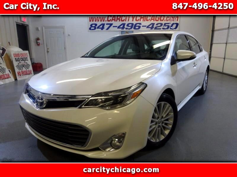 2013 Toyota Avalon Hybrid Limited