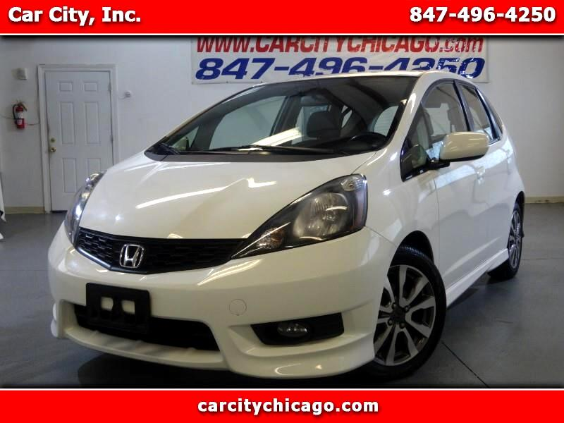 2012 Honda Fit Sport 1Owner Drives Great
