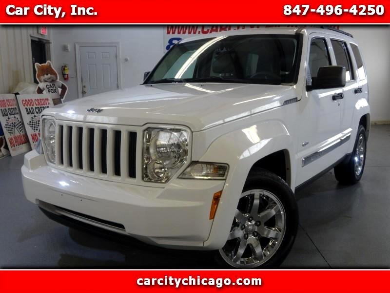 2012 Jeep Liberty SPORT 4WD LOW MILES