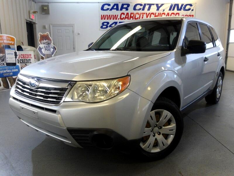 2009 Subaru Forester 2.5 X LOW MILES DRIVES GREAT