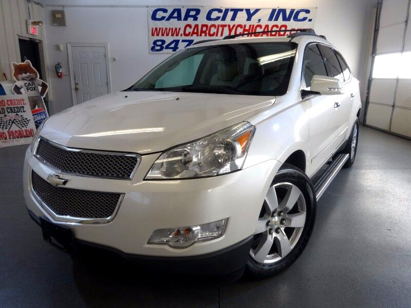 2011 Chevrolet Traverse LTZ AWD FULLY LOADED SUV