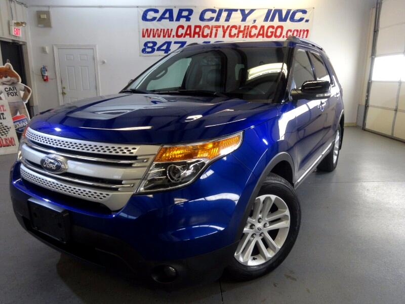 2013 Ford Explorer XLT 4WD 1OWNER WELL MAINTAINED SUV