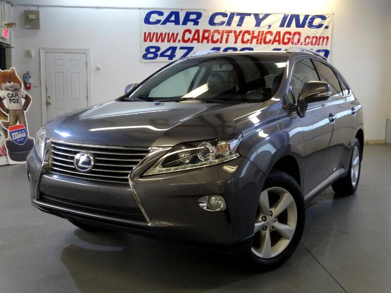 2013 Lexus RX 450h AWD WELL MAINTAINED HYBRID!!!