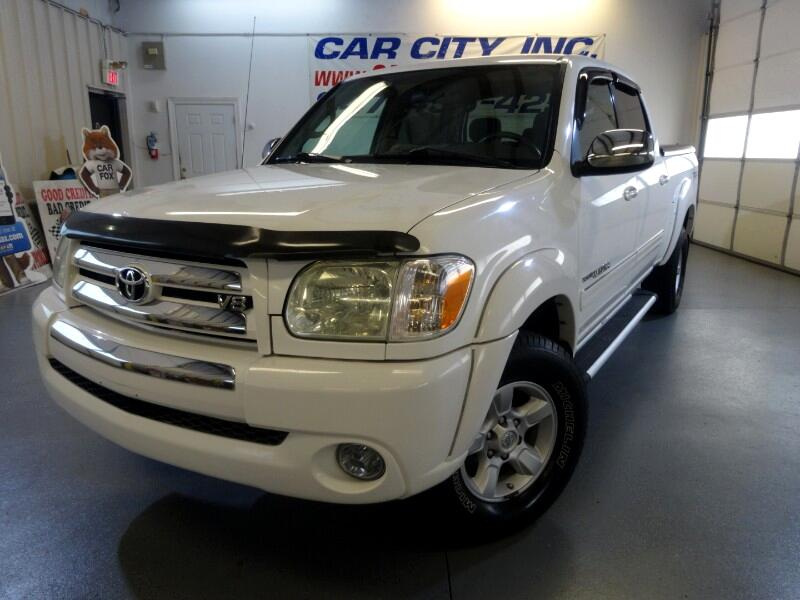 2006 Toyota Tundra 4WD SR5 4WD DOUBLE CAB
