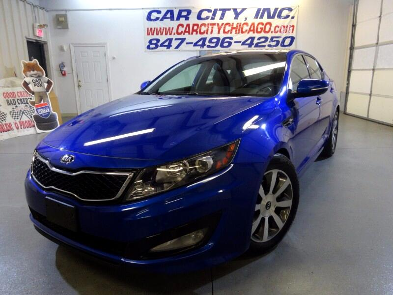 Kia Optima SX Limited Auto 2013