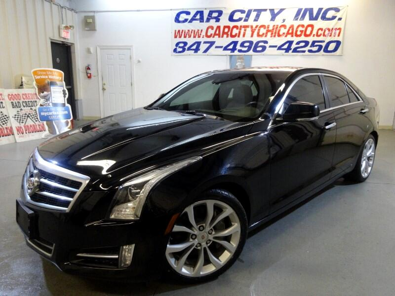 Cadillac ATS 2.0L Premium RWD 2013