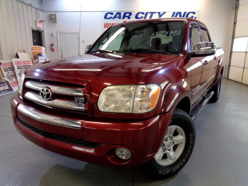 Toyota Tundra SR5 Double Cab 4WD 2006