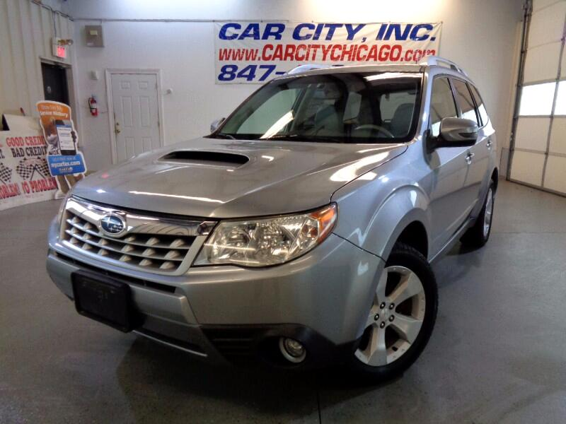 Subaru Forester 2.5XT Limited with Navigation 2011