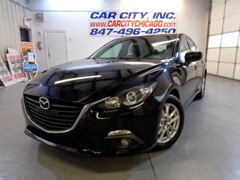 Mazda MAZDA3 i Grand Touring AT 5-Door 2015