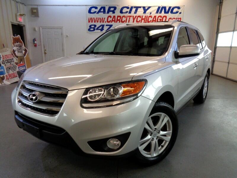 Hyundai Santa Fe Limited 3.5 FWD 2012