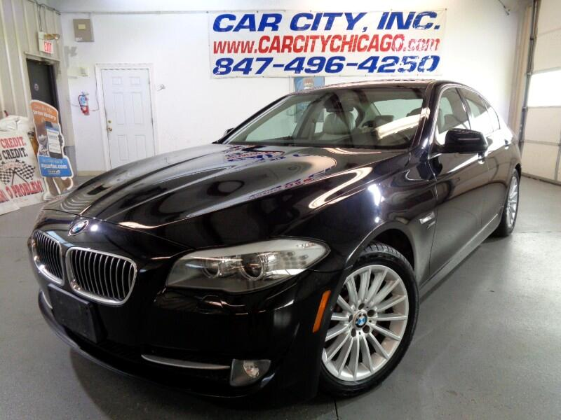 BMW 5-Series 535i xDrive 2012
