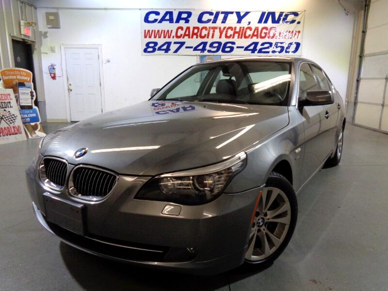 BMW 5-Series 535xi 2010