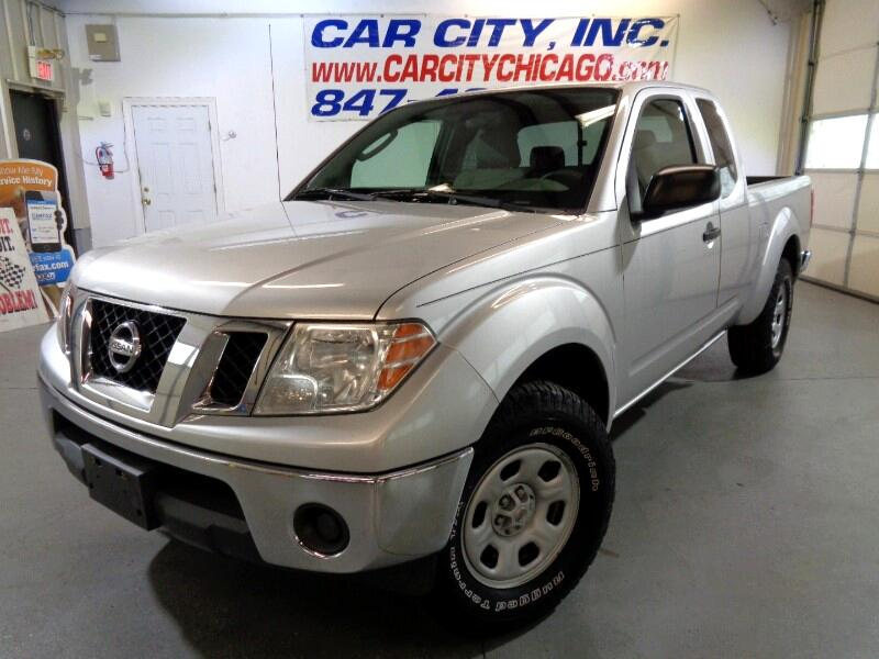 Nissan Frontier SE King Cab 2WD 2009