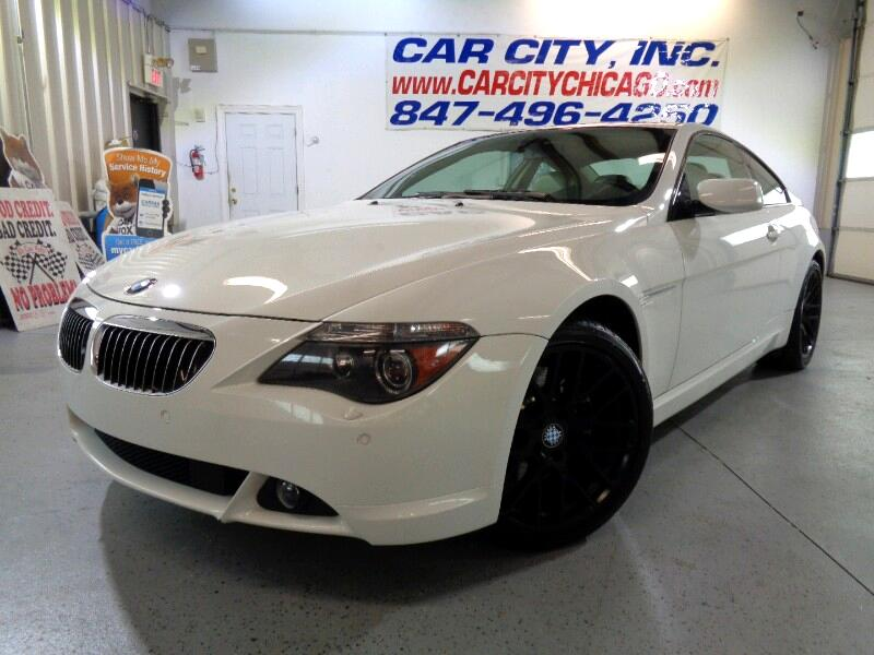 BMW 6-Series 645Ci Coupe 2005