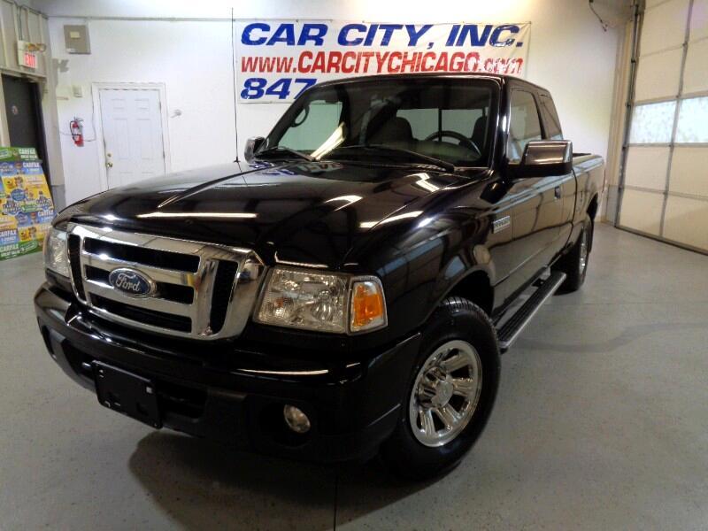 Ford Ranger XLT 4WD 2009