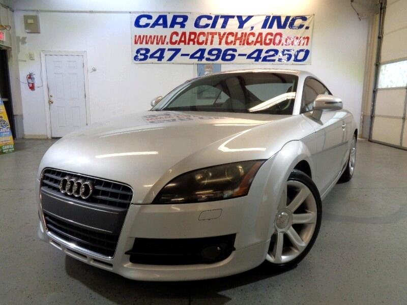 Audi TT 2.0 T with S tronic 2008