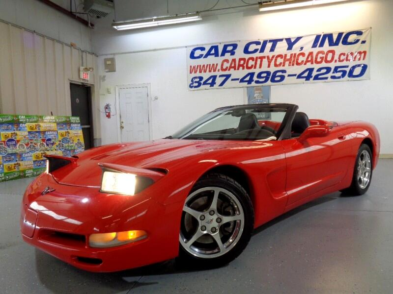 Chevrolet Corvette Convertible 2002